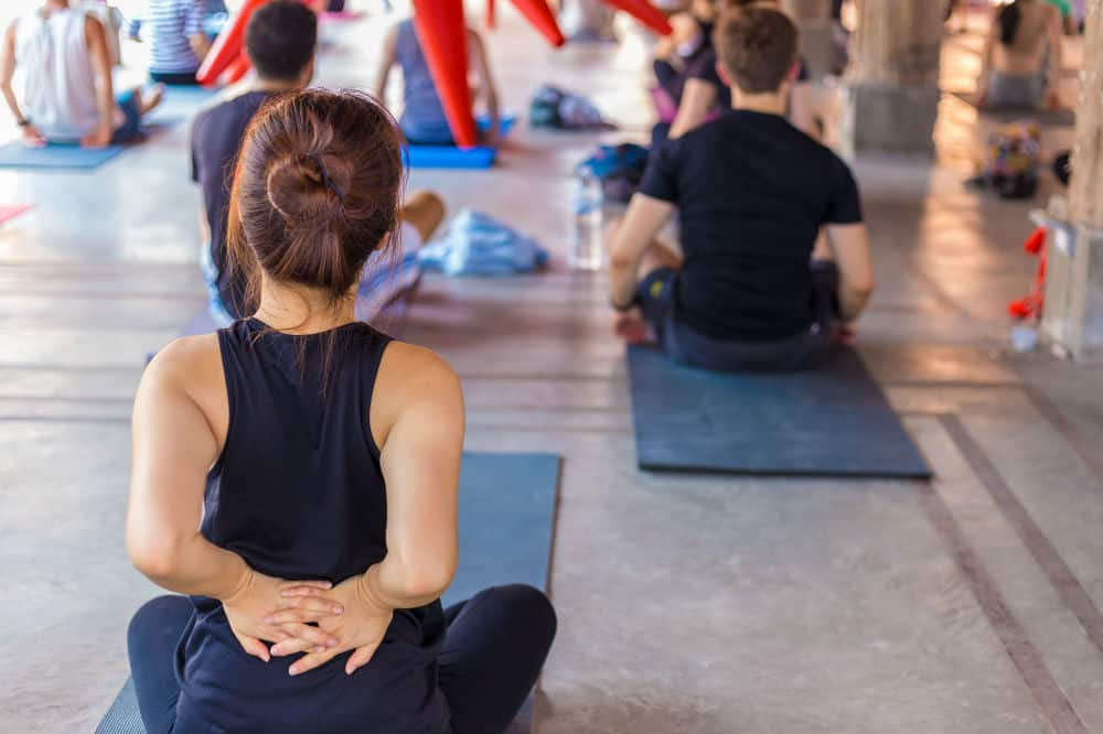 Yoga for Back Pain 2