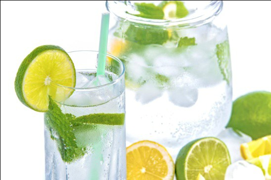 detox water after yoga